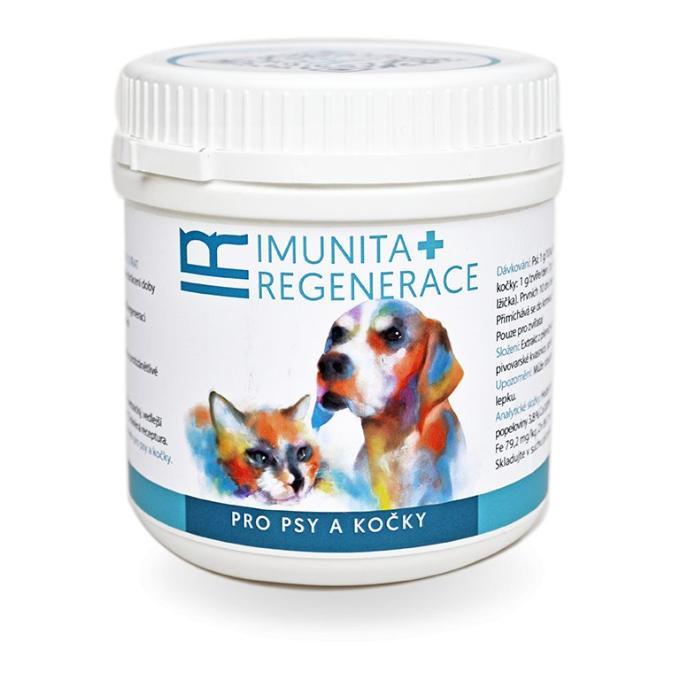 5 balení IR Imunita+Regenerace pro Píšánek