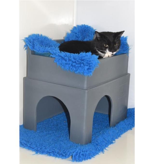 15 kočko skrýší od Feline Fort®