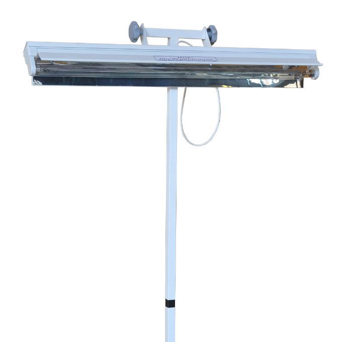 Germicidní lampa pro ronovské depozitum
