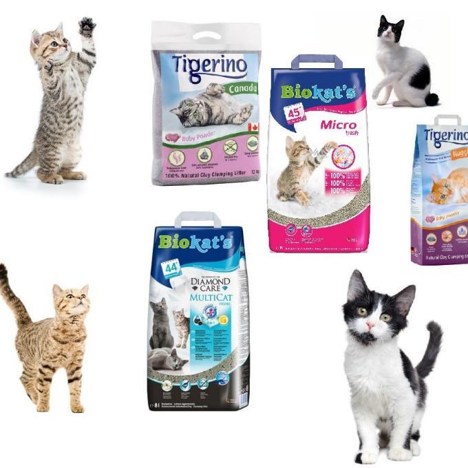 Stelivo pro kočičky