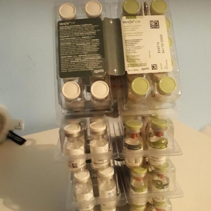 Očkování pro Pozorkočky - 40 vakcín