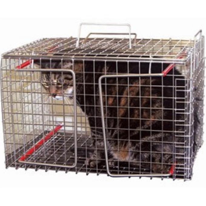 Fixační klec na kočky