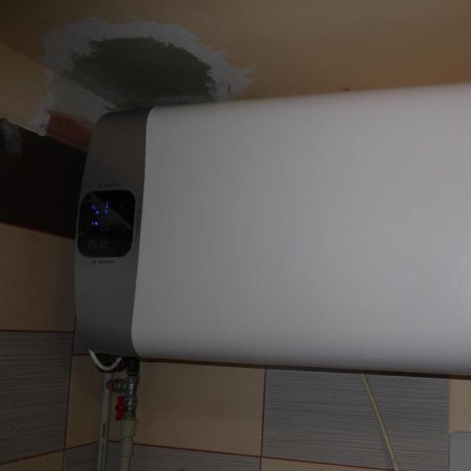 Ohřívač vody do karantény