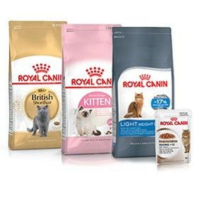 10 velkých pytlů granulí Royal Canin