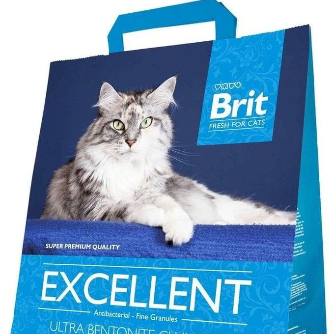 Stelivo Brit Fresh for Cats Excellent Ultra Bentonite